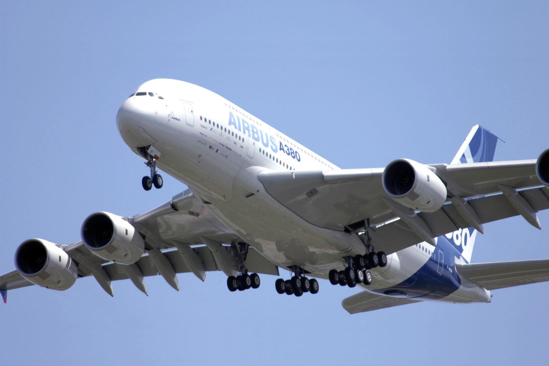 Airbus A380 - Edelstahl Rosswag delivers components for the landing flaps